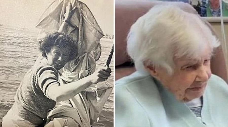 درگذشت پیرترین شهروند انگلیس در سن ۱۱۲ سالگی، امدادگر بازمانده جنگ جهانی دوم