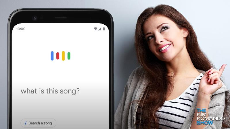 امکان جستجوی آهنگ مورد علاقه در گوگل با قابلیت «زمزمه برای جستجو» + ویدیو