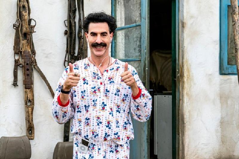 دومین فیلم بورات (Borat) با عنوانی توصیفی و بسیار طولانی و با بازی ساشا بارون کوهن در نقش شخصیت داستانی بورات ساگدیف بالاخره منتشر شد.
