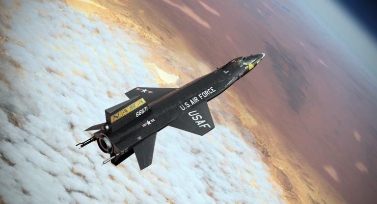 North American X-15 هواپیمایی متفاوت بود و اگر چه اولین بار 60 سال پیش به پرواز درآمد اما هنوز هم سریع ترین هواپیمای سرنشین داری به شمار می آید.