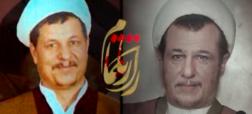 گریم متفاوت رامین راستاد در نقش آیت الله رفسنجانی + ویدیو