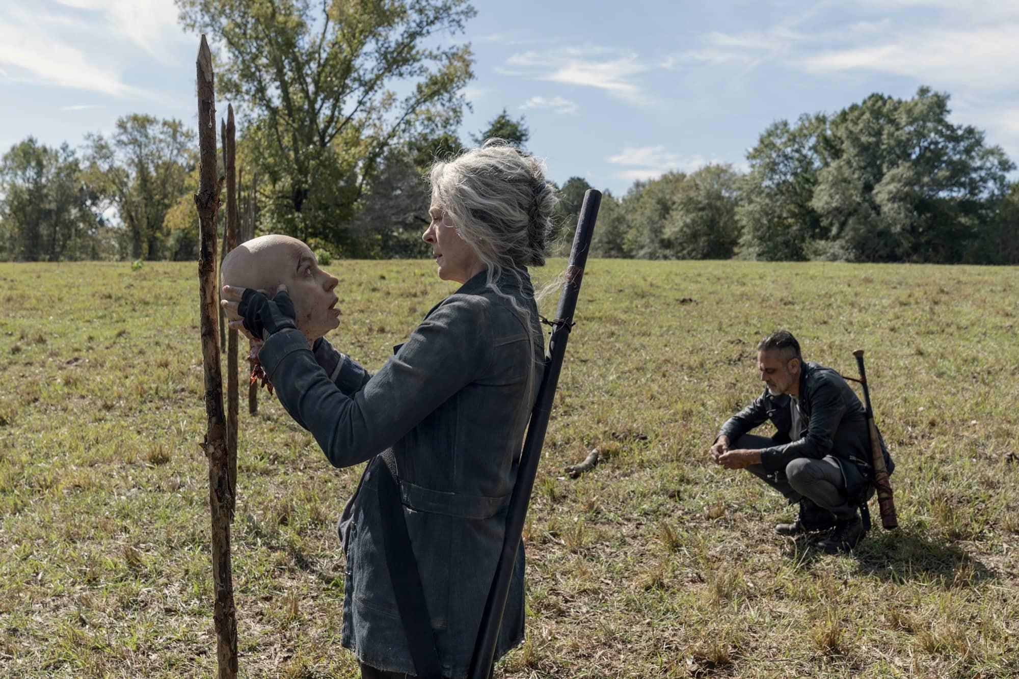 فصل یازدهم سریال The Walking Dead یا همان مردگان متحرک قرار است یکی از خونین ترین و شوکه کننده ترین سریال های تاریخ تلویزیون باشد
