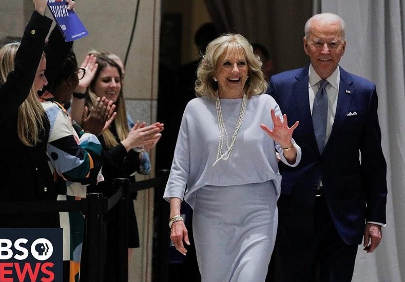 دیدار با «جیل بایدن»: بانوی اول آینده آمریکا و همسر جو بایدن