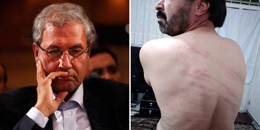 واکنش علی ربیعی به شلاق خوردن یک کارگر به اتهام توهین به او