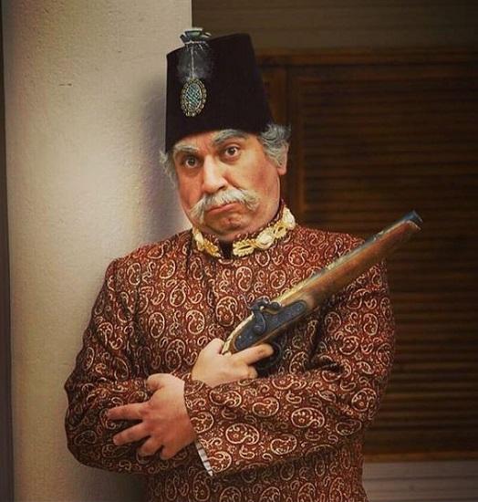 داستان زبل خان؛ «سلام، من سیامک انصاری هستم»