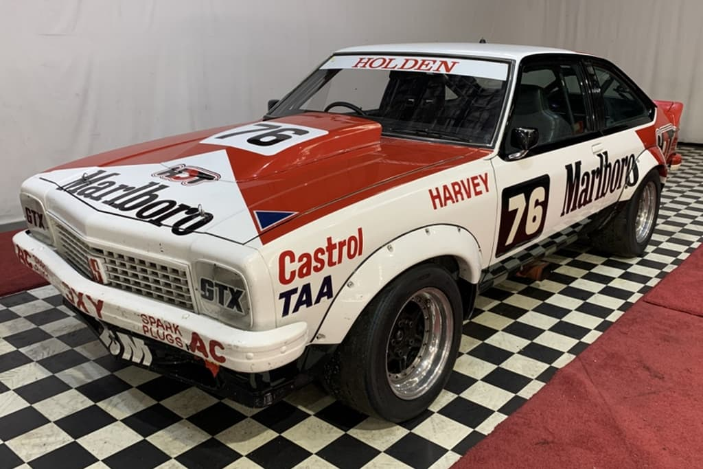 خودرو مشهور 1977 LX Torana که یکی از نادرترین و محبوب ترین خودروهای کلاسیک در میان دوستداران خودروهای قدیمی است به خاطر تاریخچه خاص خود ممکن است تا دو میلیون دلار نیز به فروش برسد.