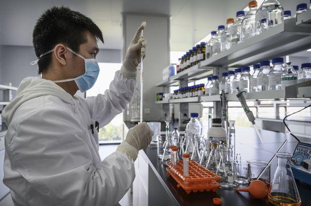 اثربخشی واکسن کرونا چین