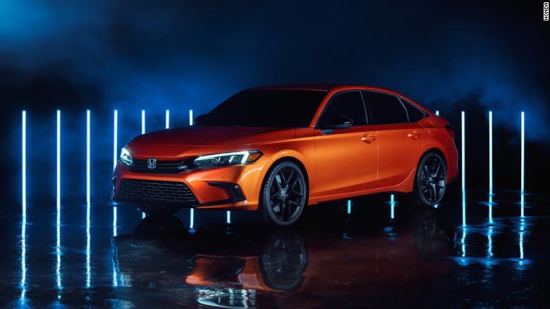 هوندا از نسخه جدید خودرو Civic در سرویس استریمینگ Twitch رونمایی کرد + ویدیو