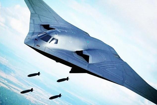 بمب افکن H-20 که سرعتی کمتر از سرعت صوت دارد یکی از رازآلودترین پروژه های تسلیحاتی چین در سال های اخیر بوده و هنوز در حال توسعه است.