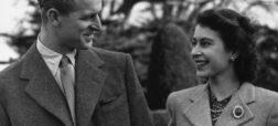 عکس یادگاری ملکه انگلستان و همسرش به بهانه ۷۳ سال زندگی مشترک