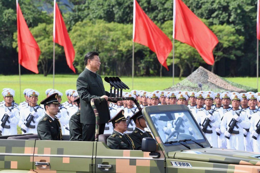 برنامههای جاهطلبانه حزب کمونیست چین برای قدرت نظامی برابر با آمریکا در سال ۲۰۲۷