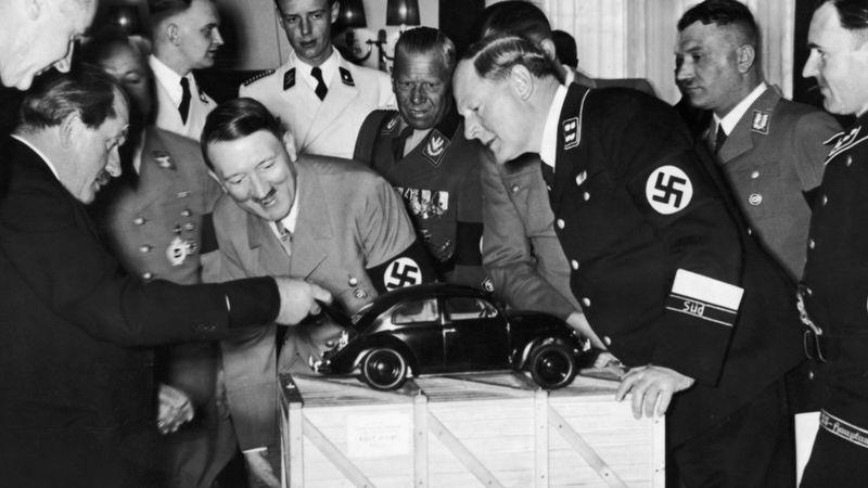 بسیاری از کمپانی های مشهور و رهبران بازار دنیای مدرن فعالانه در پروژه های آدولف هیتلر و حزب نازی در طول جنگ جهانی دوم مشارکت داشتند.