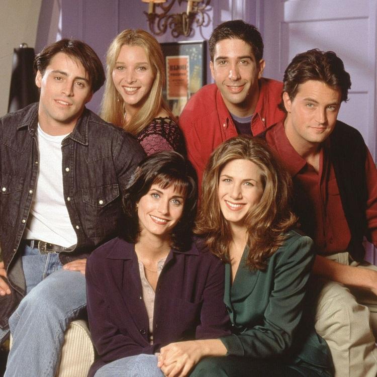 درباره اپیزود جدید سریال Friends
