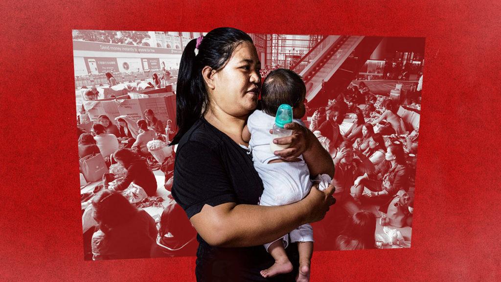 وقتی عشق کافی نیست: تجربیات تلخ زنان فیلیپینی که در خارج از کشور کار میکنند