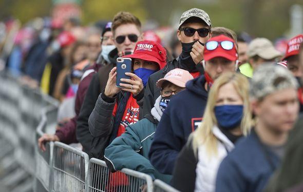 ترامپ قبل از اعلام رسمی نتایج، پیروزی خود در انتخابات ۲۰۲۰ را اعلام می کند