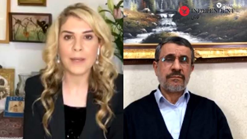 احمدی نژاد کرونا