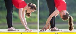 ۵ تست ورزشی که سن واقعی بدن تان را نشان می دهند