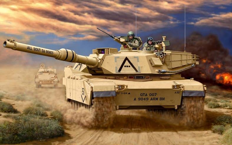 گزینه های ارتش ایالات متحده برای جایگزینی تانک M1 Abrams