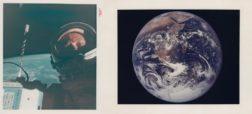 حراج بزرگ عکس های نادر ناسا از جمله اولین سلفی فضایی
