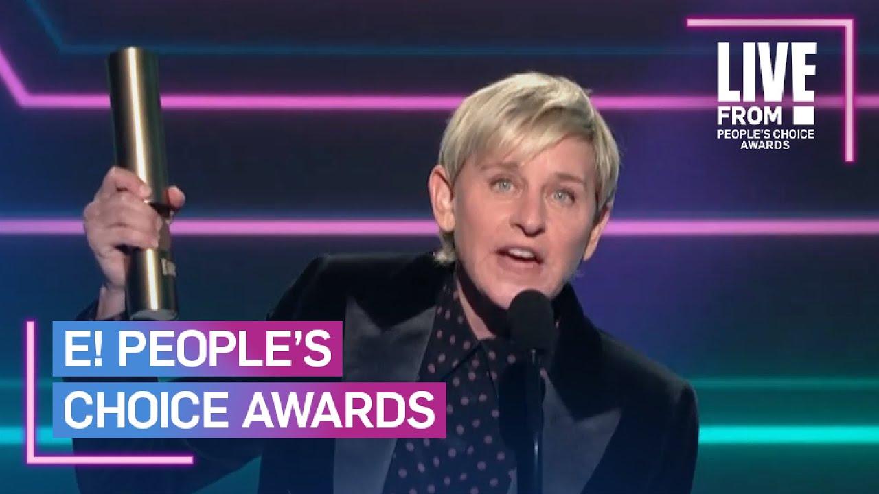 جایزه انتخاب مردمی شوی الن دی جنرس
