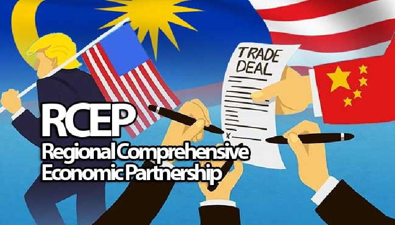 قدرت نمایی چین با بزرگ ترین قرارداد تجارت آزاد جهان در غیاب خودخواسته ایالات متحده