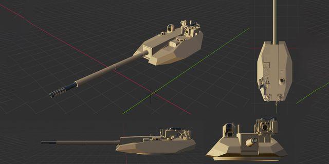 آخرین بروزرسانی تانک M1A2 Abrams با استفاده از سیستم حفاظت فعال Trophy ساخت اسراییل بود که از ترکیبی از رادارها رهگیرهای گلوله ای است.