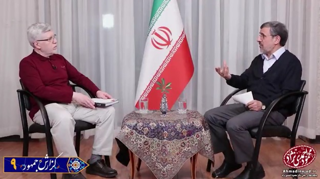 احمدی نژاد آزمایش داروی کرونا