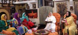 اینستاگردی: تیکه کلام های بهاره رهنما در شام ایرانی و جنجالهای زایمان لاکچری