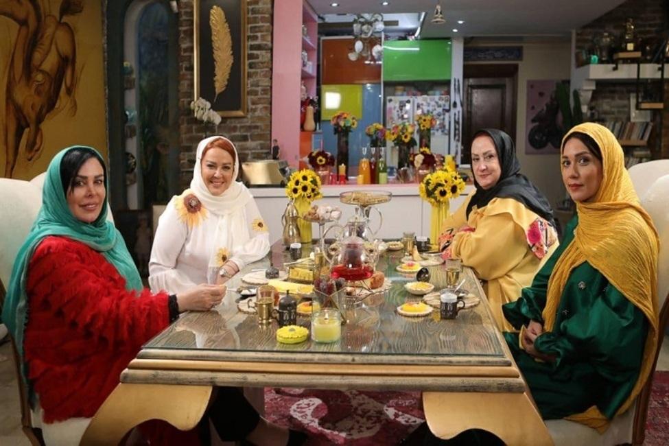 شام ایرانی بهاره رهنما