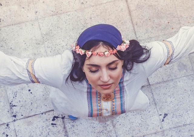 دیدار با «کیمیا اکرمی»: بازیگر نقش محبوبه سریال «روزهای ابدی» شبکه ۱