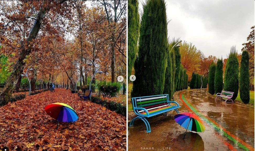 گشتی دیدنی در تهران کرونایی ۹۹: از «لبخند» تا «دربند»