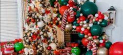 ایدههای خلاقانه برای هدایا، دکور و تزیین درخت کریسمس