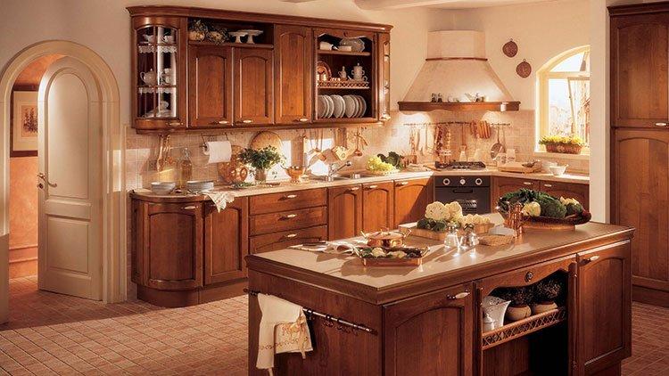 نقش کابینت ها در آشپزخانه
