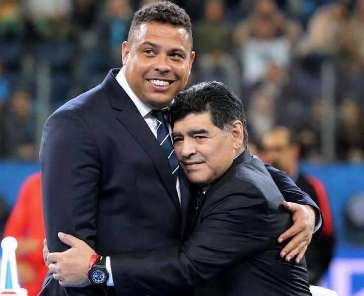 چرا مارادونا همیشه دو ساعت مچی دست می کرد؟