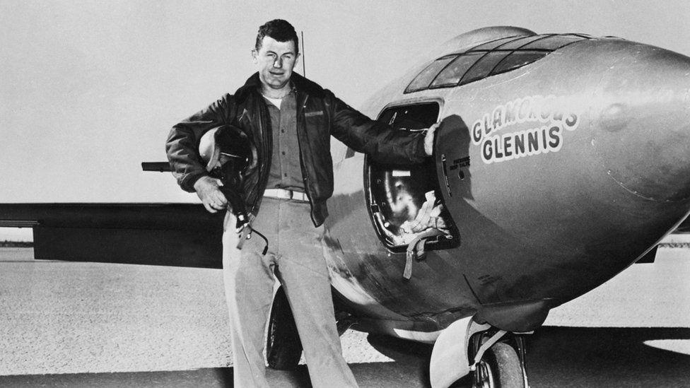 115929016 gettyimages 514689894 روزیاتو: درگذشت چاک ییگر بزرگترین خلبان آمریکا که اولین بار دیوار صوتی را شکست اخبار IT