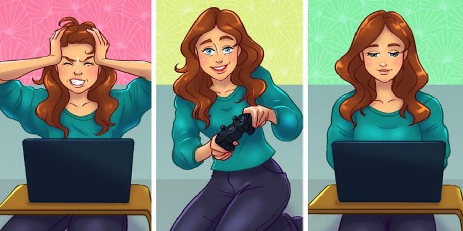 دانشمندان: بازی های ویدئویی برای سلامت روان مفیدند