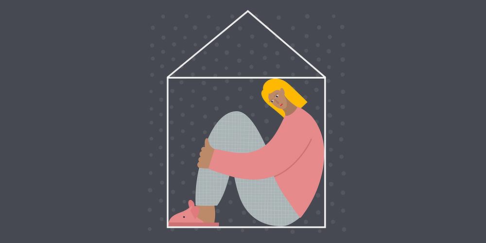 بخش هایی از مغز ممکن است در طول دوران تنهایی برای خلاقیت و فکر کردن در مورد خود رشد بیشتر و بهتری داشته باشند و این می تواند بدین معنا باشد که دیگر بخش های اجتماعی مغز از بی فعالیتی دچار تحلیل می شوند.