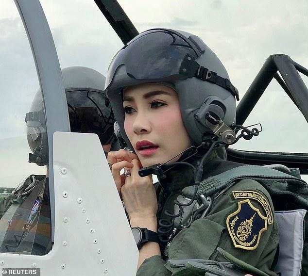 معشوقه پادشاه تایلند
