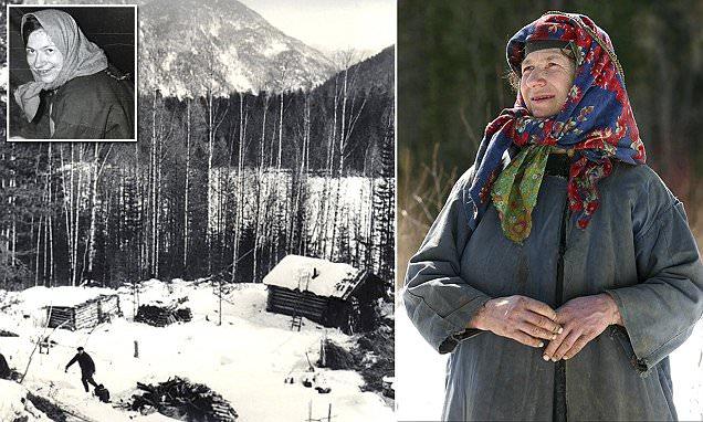 «تنهاترین زن جهان» که ۷۰ سال پیش از آزارهای استالین به جنگلهای سیبری پناه برد
