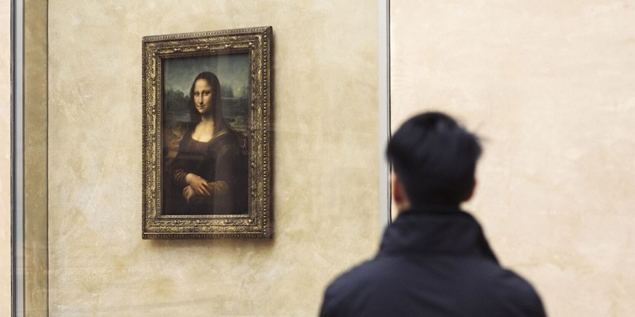 چشم در چشم با مونالیزا؛ فرصت تماشای از نزدیک مشهورترین تابلوی دنیا برای برنده حراجی موزه لوور