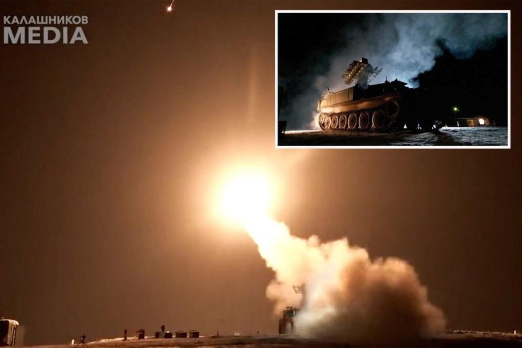 رونمایی کالاشنیکف از سیستم موشکی مرگبار برای ساقط کردن اهداف مختلف + ویدیو