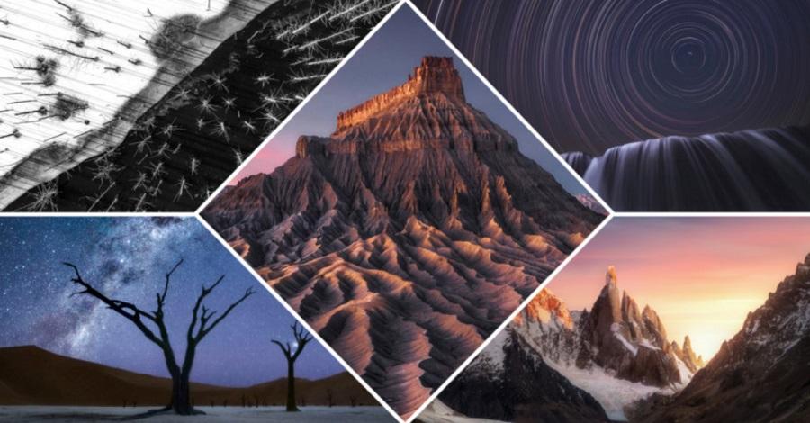 نگاهی به آثار برگزیده مسابقه بین المللی عکاسی منظره در سال ۲۰۲۰