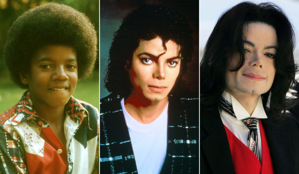 ماجرای بینی نداشتن مایکل جکسون در هنگام مرگ و استفاده او از بینی مصنوعی