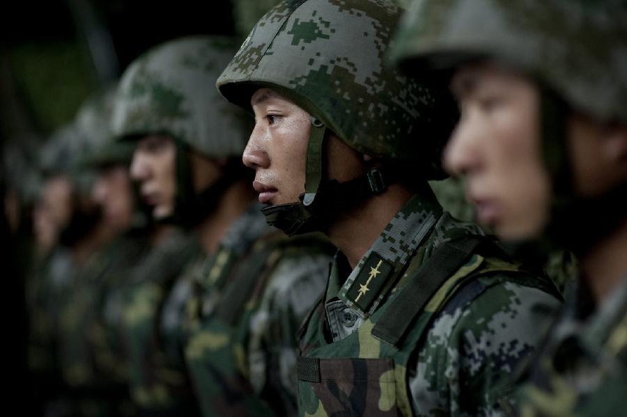 آزمایش های بیولوژیکی ارتش چین برای خلق ابرسربازهایی با توانمندی های فراانسانی