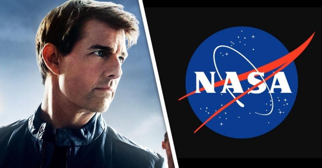 تام کروز برای فیلمبرداری Mission Impossible در فضا با همکاری ناسا آماده می شود