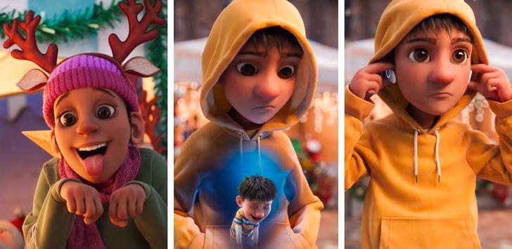 مک دونالدز بریتانیا با یک ویدیو انیمیشنی تبلیغاتی بسیار جالب باعث شده بسیاری از مردم، به ویژه والدین کودکان و نوجوانانی که دیگر شور و شوق گذشته برای کریسمس و سال نو را ندارند، در مورد کودک درون خود و فرزندانشان تجدید نظر کنند.