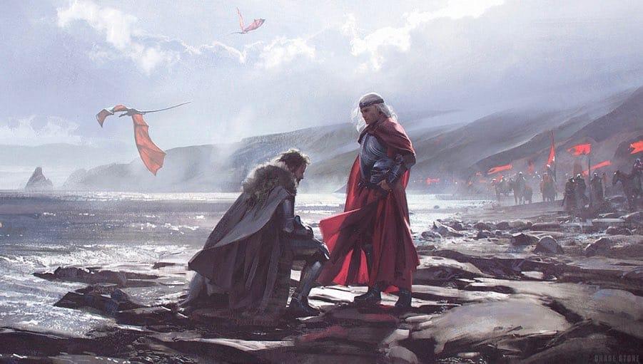 تاریخ انتشار دنباله «بازی تاج و تخت» با نام House Of The Dragon اعلام شد
