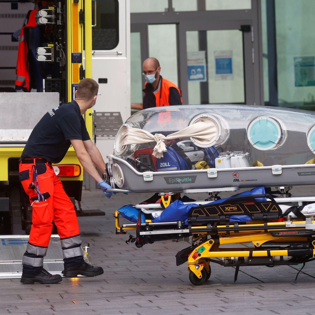 تیم ترور ولادیمیر پوتین سعی داشتند اصلی ترین و «ترسناک ترین رقیب» رییس جمهور روسیه را در شرایطی که در بیمارستان در کما به سر می برد به قتل برسانند.