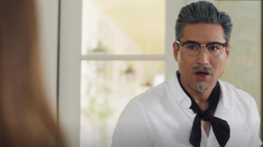 ماریو لوپز در یک فیلم کوتاه به نام A Recipe for Seduction از شبکه Lifetime در نقش سرهنگ هارلند سندرز بنیانگذار مشهور KFC ظاهر شده است.