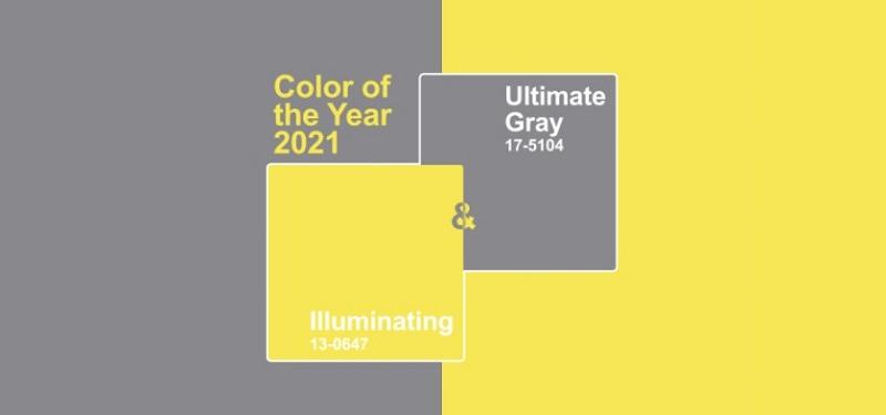 رنگ سال 2021 پنتون